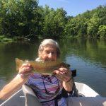 S. Holston rainbow trout